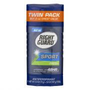 Right Guard Sport Invisible Solid Deodorant