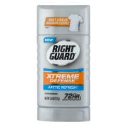 Right Guard Xtreme Extreme Defense 5 Solid Arctic Refresh