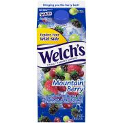 Welch's Mountain Berry Punch