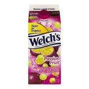 Welch's Passion Fruit Cocktail
