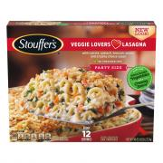 Stouffer's Family Size Vegetable Lasagna