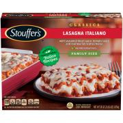 Stouffer's Family Style Recipe Italian Lasagna