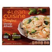 Lean Cuisine Cafe Classics Shrimp Alfredo