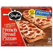 Stouffer's French Bread Pepperoni Pizza