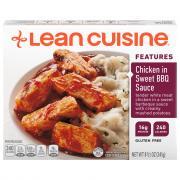 Lean Cuisine Comfort Gluten Free Chicken in Sweet BBQ Sauce