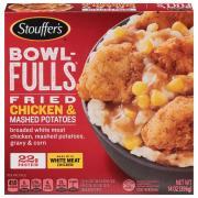 Stouffer's Bowl-Fulls Fried Chicken & Mashed Potatoes