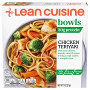 Lean Cuisine Marketplace Chicken Teriyaki Bowl