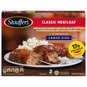 Stouffer's Home Style Meatloaf