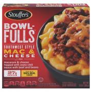 Stouffer's Bowl-Fulls Southwest Style Mac & Cheese