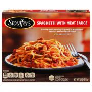 Stouffer's Spaghetti w/Meat Sauce