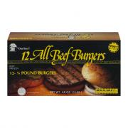 Our Best All Beef Patties