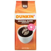 Dunkin' Donuts Original Blend Whole Bean Coffee