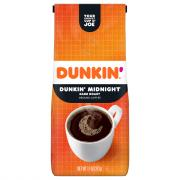 Dunkin' Donuts Dark Roast Ground Coffee