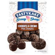TastyKake Scoop Shop Cookies & Creme Mini Donuts
