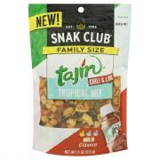Snak Club Family Size Tajin Chili & Lime Tropical Mix