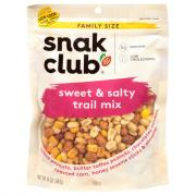 Snak Club Family Size Sweet & Salty Trail Mix