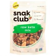Snak Club Raw Keto Mix