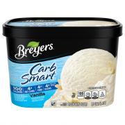 Breyers Carb Smart Vanilla Ice Cream
