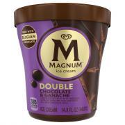 Magnum Tub Double Chocolate & Ganache Ice Cream