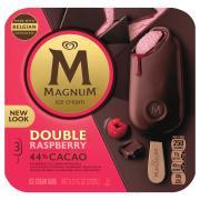 Magnum Double Raspberry Ice Cream Bars