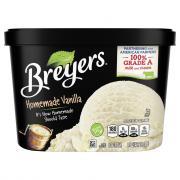 Breyers Homemade Vanilla Ice Cream