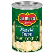 Del Monte Diced New Potatoes