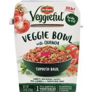 Del Monte Veggieful Veggie Bowl with Quinoa Tomato Basil