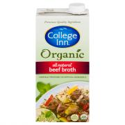 College Inn Organic Beef Broth