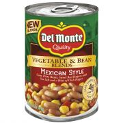 Del Monte Vegetable & Bean Blends Mexican Style