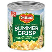 Del Monte Summer Crisp Corn