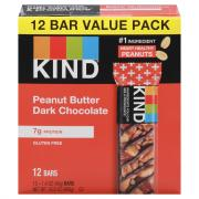 Kind Peanut Butter Dark Chocolate Bars
