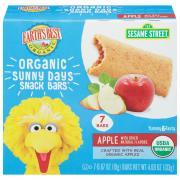 Earth's Best Sesame Street Apple Cereal Bars