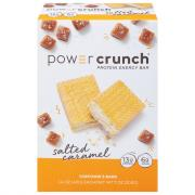 Power Crunch Original Salted Caramel Protein Energy Bars