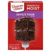 Duncan Hines Devil's Food Cake Mix