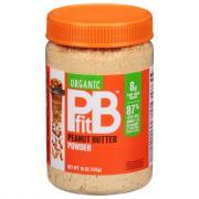 Better Body Foods Organic PB Fit Peanut Butter Powder
