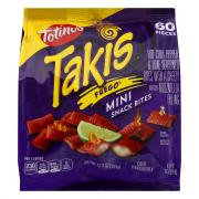 Totino's Takis Fuego Mini Snack Size Pizza Rolls