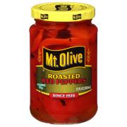 Mt. Olive Roasted Red Peppers