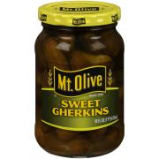 Mt. Olive Sweet Gherkin Pickles