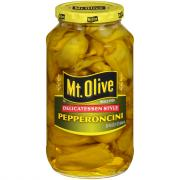 Mt. Olive Pepperoncini Delicatessen Style