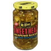 Mt. Olive Sweet Heat Jalapeno Slices