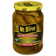 Mt. Olive Kosher Dill Petite Snack Crunchers