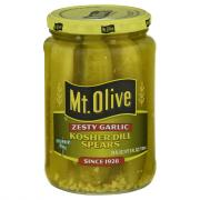 Mt. Olive Zesty Garlic Spears