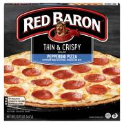 Red Baron Thin & Crispy Ultimate Pepperoni Pizza
