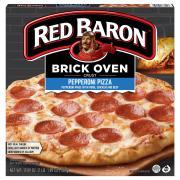 Red Baron Brick Oven Crust Pepperoni Pizza