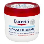 Eucerine Intensive Repair Light Creme