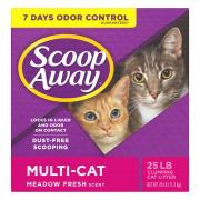 Scoop Away Clean Multi-Cat Litter