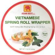 Asian Best Vietnamese Spring Roll Wrapper