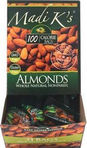 Madi K Almonds 31 Day Box