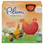 Plum Organics Mashups Carroty Chop!