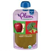 Plum Organics Stage 2 Broccoli & Apple Baby Food